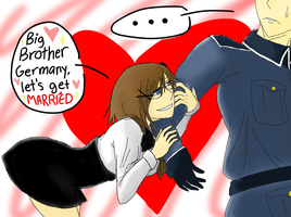 Oh Big Brother Germany by AminalCrackers