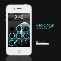 NEO CIRCLE AndroidLock XT by addyf812