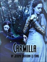Book Cover for Carmilla by David-Zahir