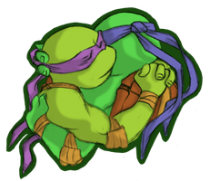 TMNT: My Everything by Fulcrumisthebomb