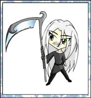 Chibi Army: Death :ie: by GinaMichi
