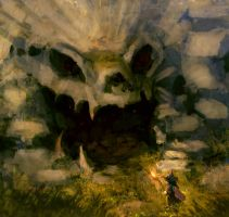Skull Cave by Fieldweeble