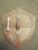 Hylian Shield Test fit by finaformsora
