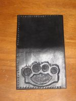 Knuckles Wallet by FattDaddyLeather