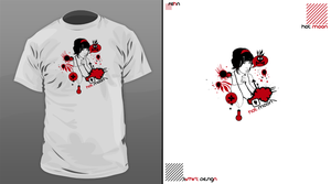 t-shirt design11. by sinnet1