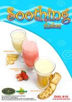 soothing shakes by dhead