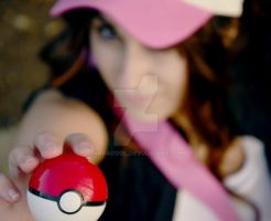 Pokemon trainer cosplay by napacool