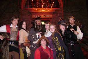 Crew of the Black Pearl by AriadneEvans