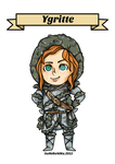 Y is for Ygritte by SaMtRoNiKa
