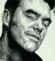 Morrissey by HeavenhairSixes