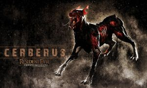 Cerberus wallpaper RE ORC by Vicky-Redfield