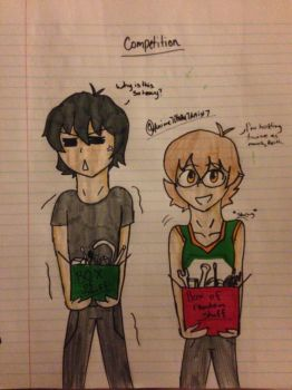 Kidge Day Three Competition by Anime7Otaku7Artist7