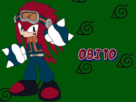 Obito Uchiha the Echidna by Tails19950