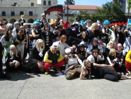 Soul Eater Cosplay by MangaDrawer333