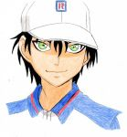 The Prince Of Tennis - Ryoma by asha0