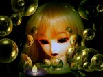 Doll with Candle by shadowmaster