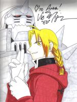 Signed by Vic by Kurumi1