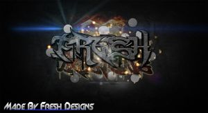 Fresh Designs Graffiti by guusluiken