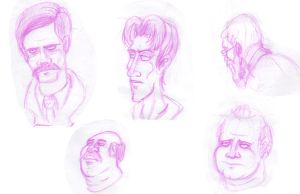 faces by 24movements