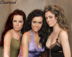 Charmed ones hair colour by caris94