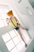 Misty cosplay 3 by HoNeYbEeMai