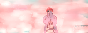 Jimin spring day by AlixJackie