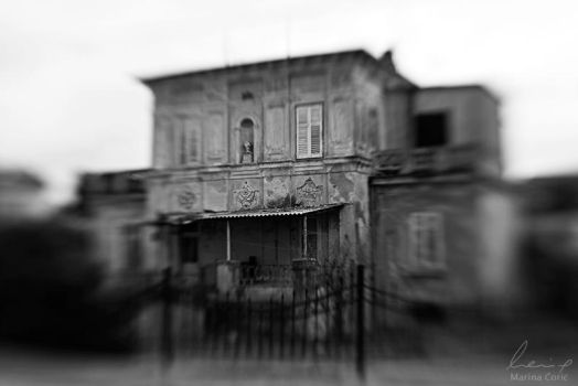 Old House by MarinaCoric