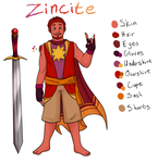 Zincite 2.0 by Heavenbat