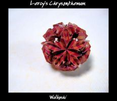 Leroy's Chrysanthemum by wolbashi