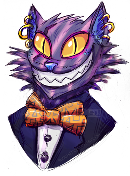 Sir Cheshire by SunChief