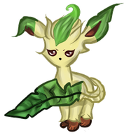 Leafeon by Decompositions