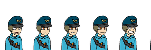 Strict Talk Sprite by Ask-TF2-Red-Medic