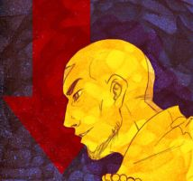 Avatar Aang by palnk