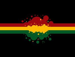 Rasta wallpaper by artesone