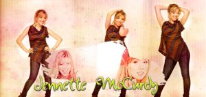 Blend/Edition Janette McCurdy by TheYamiiSa