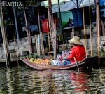 floating market by MaithaNeyadi