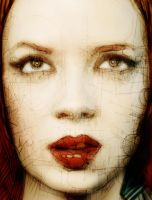 shirley manson by MarthaLights