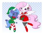 Christmas Alicorns by Jdan-S