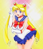 SailorMoon S1 by Boxas