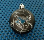 Xmas decoration - Garrus by Milreem