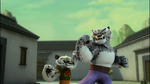 Peng vs Tai Lung by Betabel1001