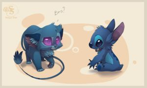 Sher and Stitch by Stasya-Sher