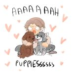 Puppies by chichi4500