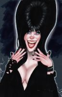 Elvira by DevonneAmos