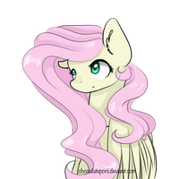 Fluttershy by chocolateponi