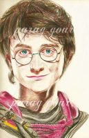 Harry Potter by parag457