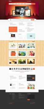 Smarty - Business Portfolio for Creative Agencies by DaJyDesigns
