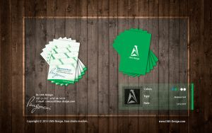 My Business Card by LMA-Design