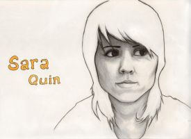 Sara Quin by NippleHead