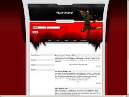 gaming website complete by dannn
